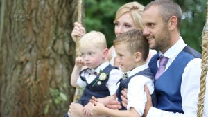 Cheshire Wedding videography