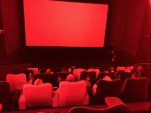 wedding cinema screening